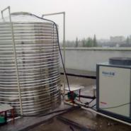 空气能热水器宿舍热水系统图片