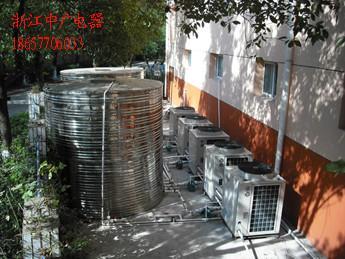 供应空气能热水工程机组1