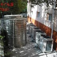 空气能热水工程机组1图片