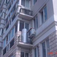 家用空气能热水器机组图片
