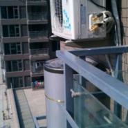 家用空气能热水器机组厂家图片