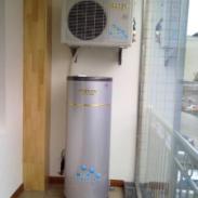 温州家用空气能热水器机组批发供应图片
