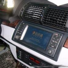 供应港版X5导航宝马X5安装DVD导航倒车后视上门安装宝马X5安