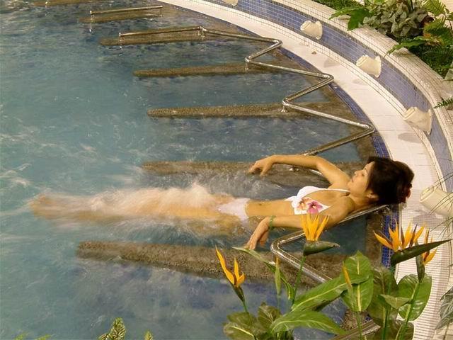 别墅泳池泳池 泳池样板图纸图 别墅图片cad海别墅工图片