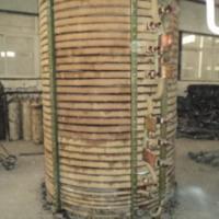 供应中频电炉感应线圈维修透热炉感应