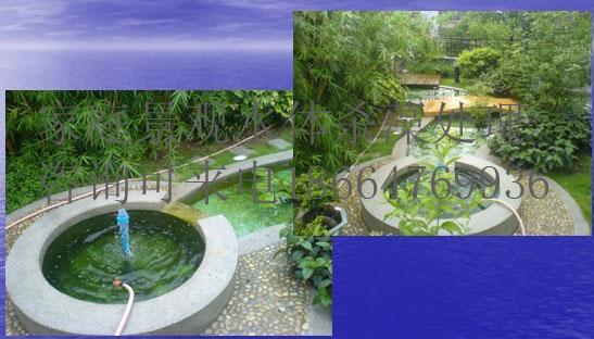 供应高级别墅水体处理技术设备景观水体处理设备水体发绿浑浊