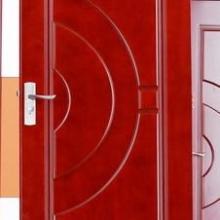 供应PVC免漆复合门玻璃门批发