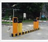 供应宁夏银川智能停车场管理系统/道闸销售、安装、调试图片