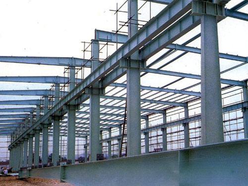 供应兖州钢结构公司