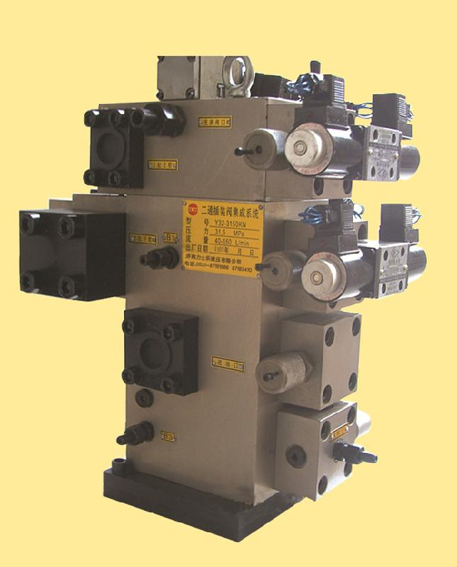 济南力士乐液压有限公司生产供应液压阀组图片