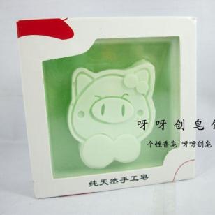 手工皂卡通香皂批发创意肥皂可爱图片