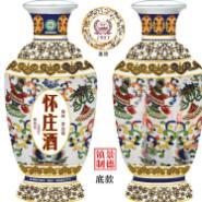 怀庄景德镇青花瓷5斤瓶装图片