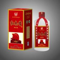 供应贵州红色酱酒三星陈酿酒