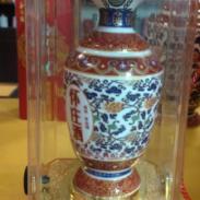 贵州景德镇花瓶30年封坛陈酿酒图片