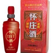 贵州怀庄酒业封坛酒十年陈酿图片