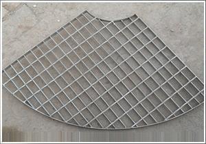 齿平板钢格板图片