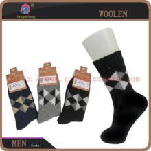 供应外贸原单复古兔毛袜羊毛袜冬季加厚批发