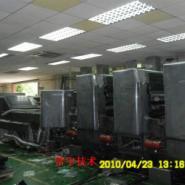 拆装海德堡CD102印刷机图片