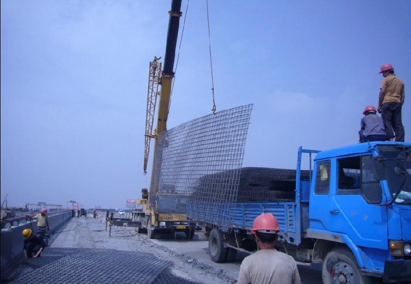 供应电焊网片6米长电焊网片线径4毫米的现货网片钢筋网片
