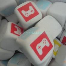 pu心形球,pu玩具骰子饰品pu心形球pu玩具骰子饰品