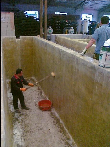 供应玻璃钢防腐池施工