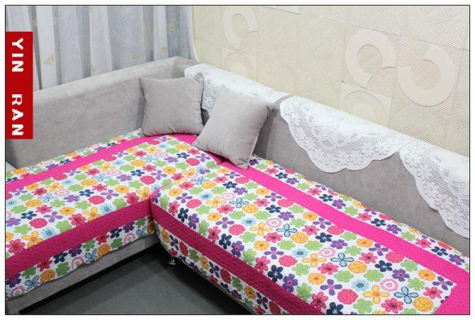 毛线钩织沙发垫图解:漂亮的坐垫!~附图解(17日新增图解在21楼)