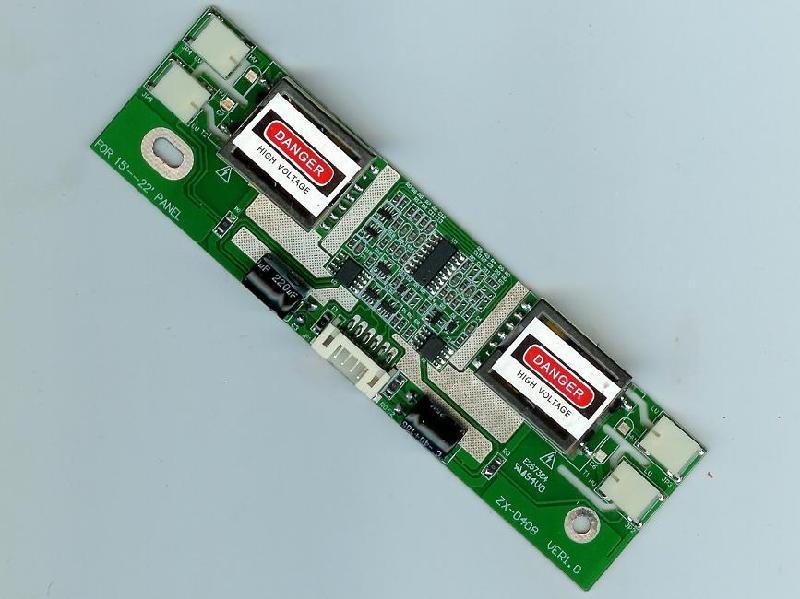 供应液晶高压板生产厂家 显示器高压板 四灯小口高压条