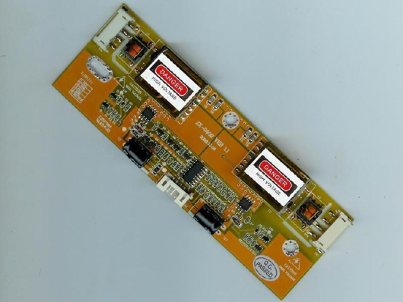 供应四灯大口液晶高压板 液晶高压板 液晶屏高压板 高压条