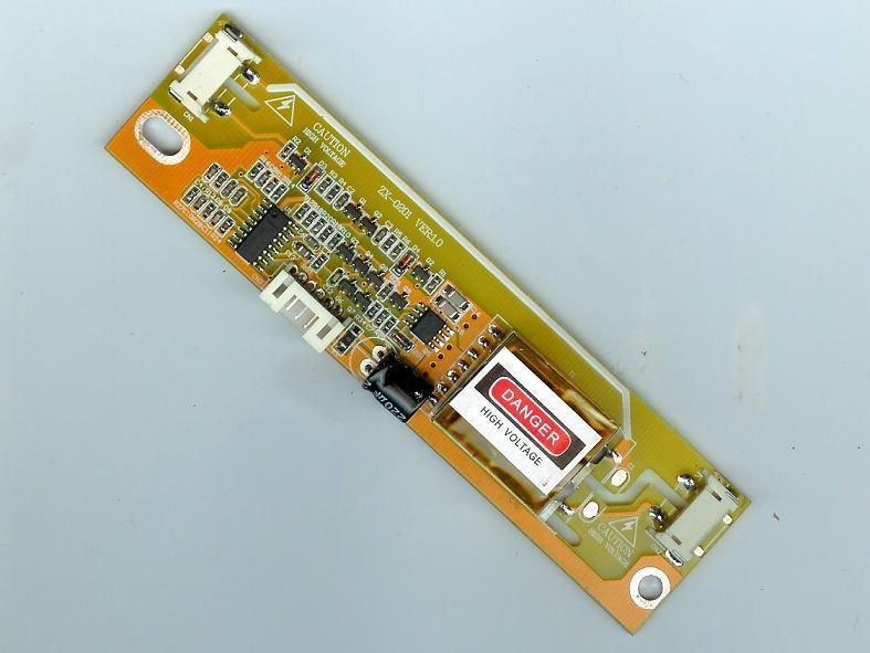 供应液晶高压板 双灯大口高压条 lcd高压板 液晶背光驱动板双灯