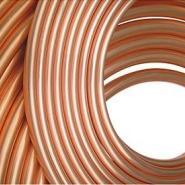 福州紫铜盘管图片
