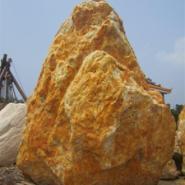 广东哪里批发大型黄腊石景观石图片