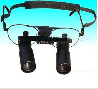 供应头戴式手术显微放大镜LED头灯组合