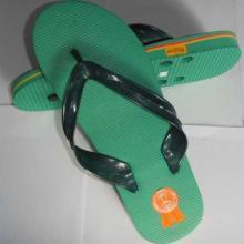 拖鞋厂家供应新款外贸防滑耐磨五丁PE底pvc带男沙滩鞋5批发