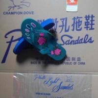 厂家供应时尚流行百搭系列PE拖鞋
