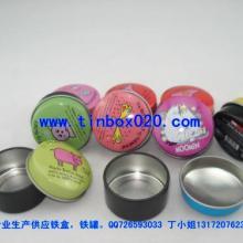 圆形香膏铁盒