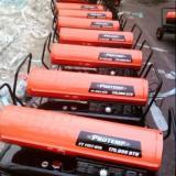 供应移动供暖取暖设备