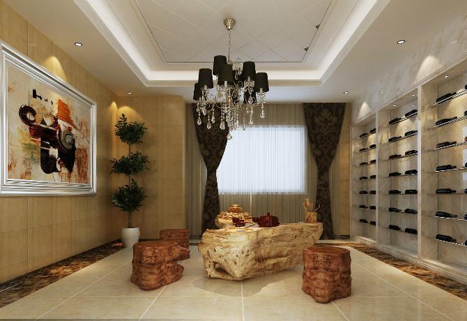 别墅装潢图片|别墅装潢样板图|北京高端别墅装潢设计