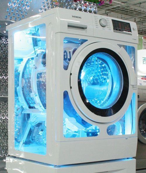 扬州三洋洗衣机维修图片