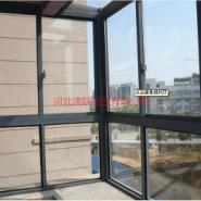 崇左厂家直销断桥门窗铝合金型材图片