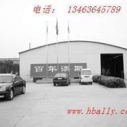 镇江生产隔热门窗铝合金型材图片