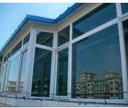 三明销售隔热断桥门窗铝合金型材图片