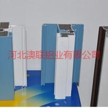 中卫生产隔热断桥门窗铝合金型材