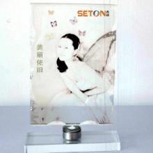2011年最火爆创业项目水晶影像厂家供应水晶影像耗材水晶影像白胚批发