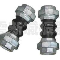 供应橡胶软接头KST-L型可曲挠双球体橡胶软接头