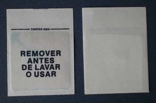 洗涤唛防盗标签/布标防盗标签图片大全