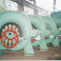 供应江西水轮机厂制造有限公司-江西省水轮机厂家-小型灯泡贯流式水轮机