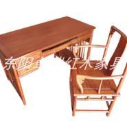 吉林明清家具电脑桌批发厂家图片
