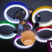 维诺五环灯奥运灯图片