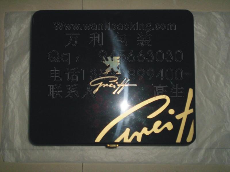 喷漆木盒图片|喷漆木盒样板图|钟表首饰包装用喷漆