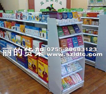 母婴店货架图片/母婴店货架样板图 (3)